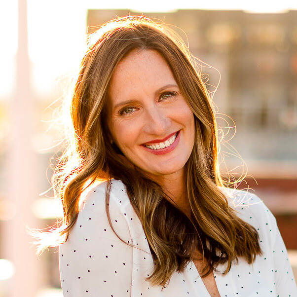 Jennifer Schultz, owner of Jennifer Schultz Photography and client of Anchor ‹A› Digital Co.